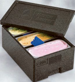 Thermohauser Thermobox Ice Cream transport box